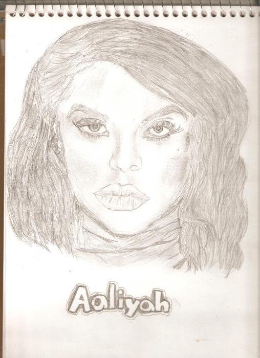 Aaliyah by Kaylacool